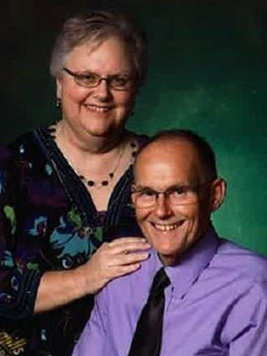 Anniversaries: Stephen Shoaf & Carolyn Shoaf