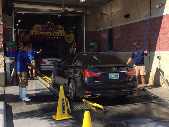 Fort Myers Full Service Car Wash