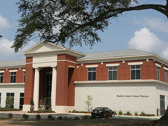 Rankin Co. school district bldg