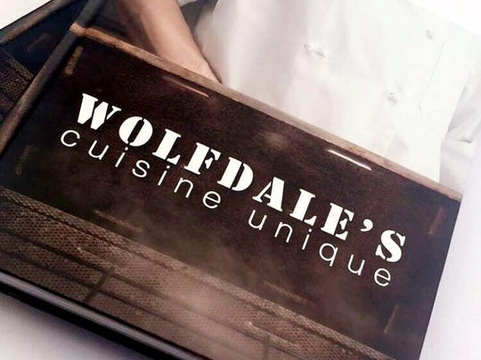 """Wolfdale's Cuisine Unique"" cookbook and memoir"