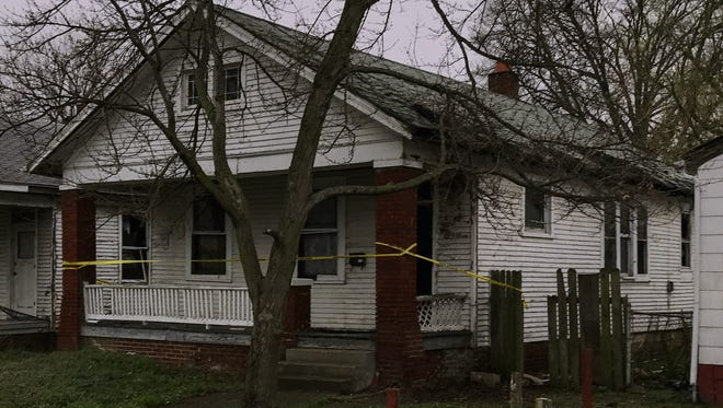 A 'death investigation' is underway after body was discovered 1628 South Bedford Avenue.