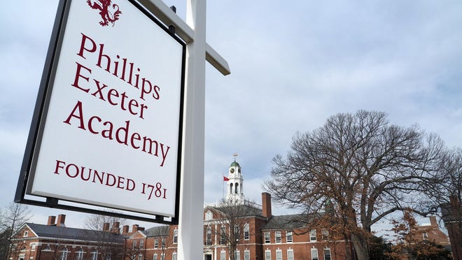 Phillips Exeter Academy.