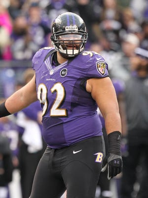 DL Haloti Ngata will spend his 10th NFL season with the Lions.