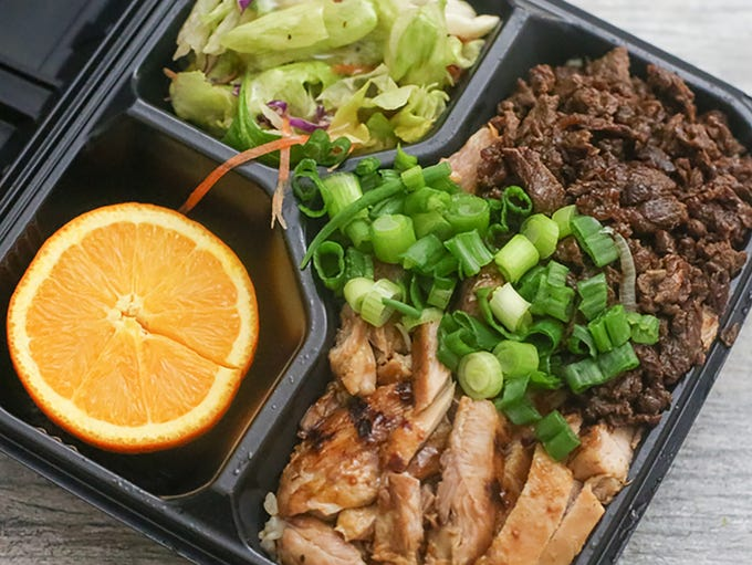 WaBa Grill | This fast-casual, on-the-go spot serves