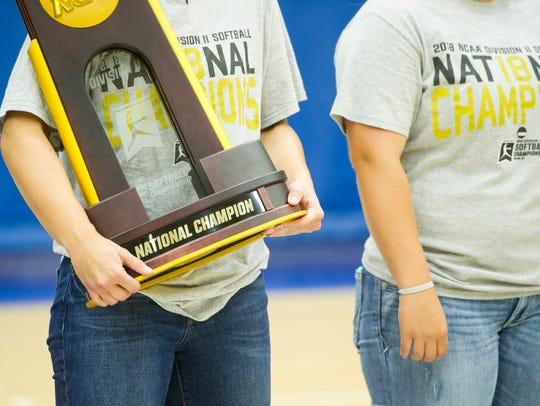 The 2018 Softball NCAA Division II National Championship