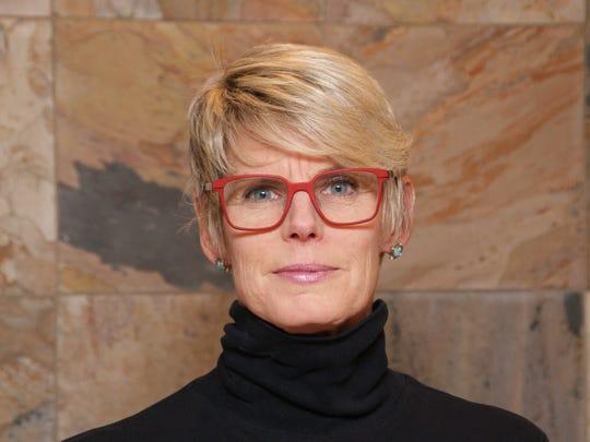 Wren Beaulieu-Hack of West Bloomfield is chairwoman