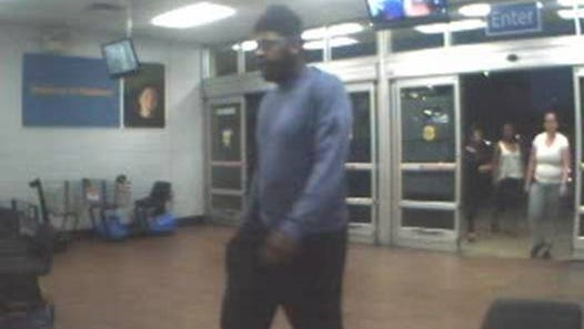 Photo of suspect in identity theft case