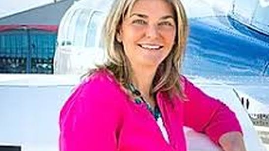 Linda Markham, president of Cape Air, is the Cape Cod Chamber's new chairwoman of the Board.