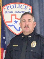 Chief Frank Carter, San Angelo Police Department