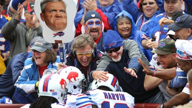 The Bills announced their ticket pricing structure for 2016.
