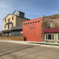 Streetwise: The Granary nears opening day, 1st National Bank unveils new name