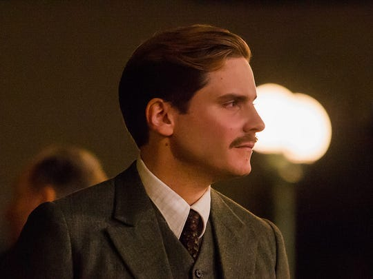 """Daniel Brühl plays Lutz Heck in """"The Zookeeper's Wife,"""""""