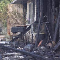 Carlsbad home destroyed in fire on West Texas Street