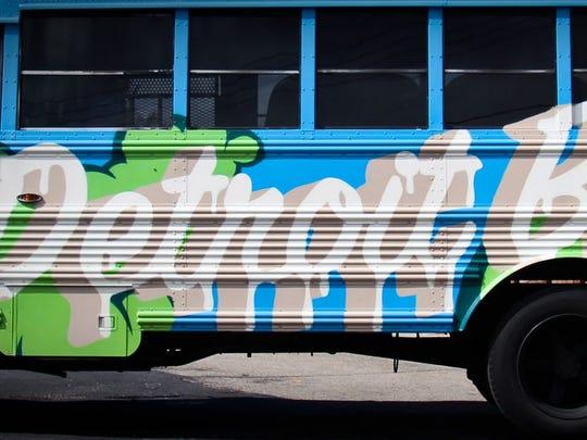 Detroit Bus Company.