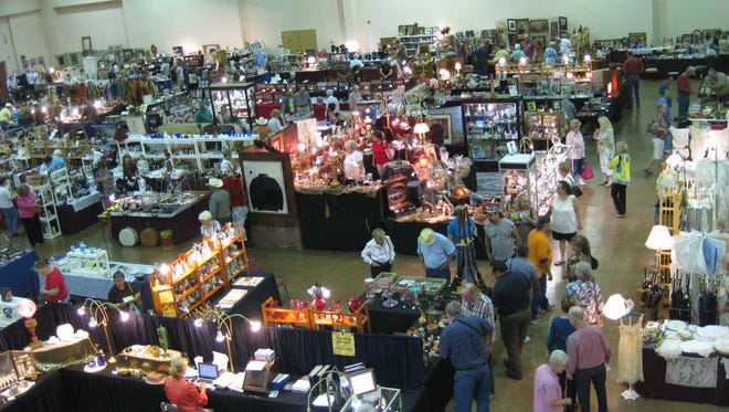 The Ruidoso Antique Show returns to the Ruidoso Convention Center, 111 Sierra Blanca Drive, Friday through Sunday and offers a wide variety of treasures to choose from like Early American, Native American, European and more.