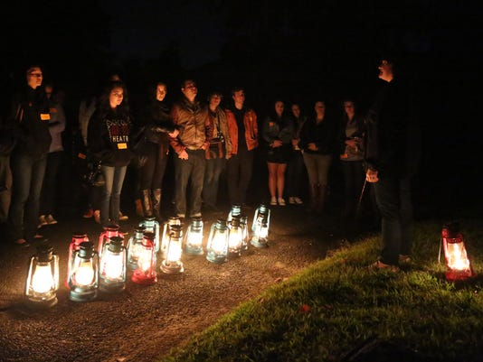 sleepy hollow cemetery lantern tours