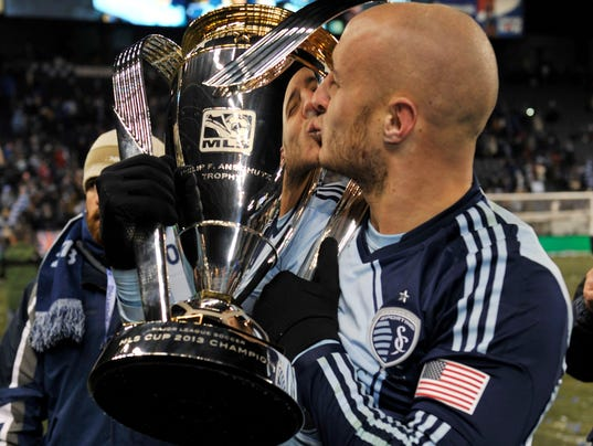USP MLS_ MLS Cup-Real Salt Lake at Sporting KC_001