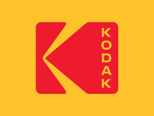 Kodak logo PREFERRED VERSION