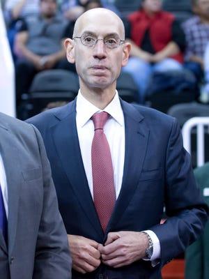 NBA Commissioner Adam Silver has big goals for the Development League.