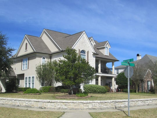 This 4 bedroom, 3 1/2 bath home is located at 510 Farmington