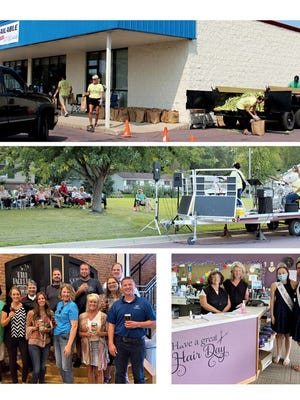 Thanks to everyone who made our not Corn Days a nice little celebration in Sleepy Eye!