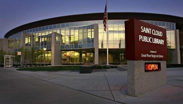 The St. Cloud Public Library.