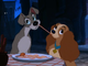"""3. """"Lady and the Tramp"""" 