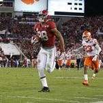 Stress to impress: Tide, Tiger players face NFL scouts