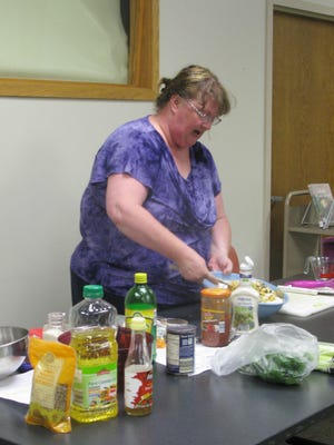 Liz Bauld is the Manager at the TOPS Cooking School.