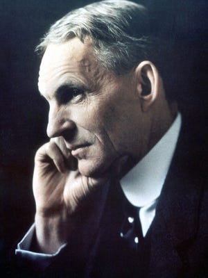 Henry Ford (1863-1947).