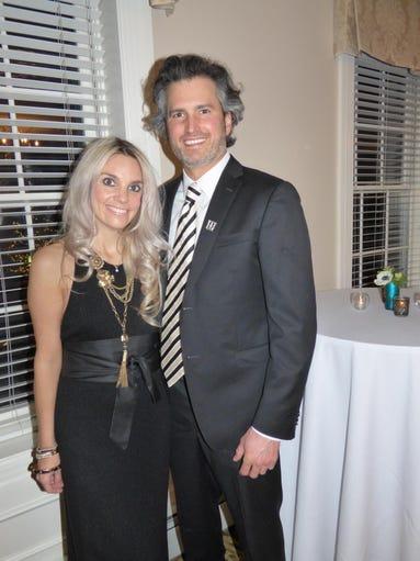 Birmingham residents Amy Zimmer and Jeffrey Imerman,