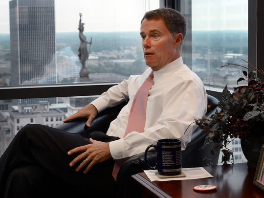 Joe Hogsett announced he will resign as US Attorney for the Southern District.