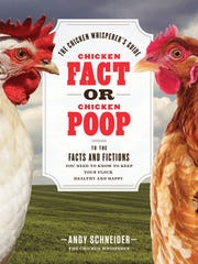 This book separates fact from fiction in the chicken