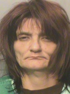 Danielle Lenois, 37, was charged with 2nd-degree theft, eluding and violation of parole.