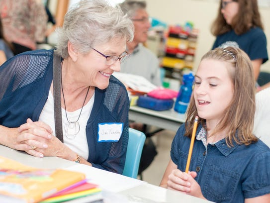 Fox Valley Christian Academy raised more than $10,000