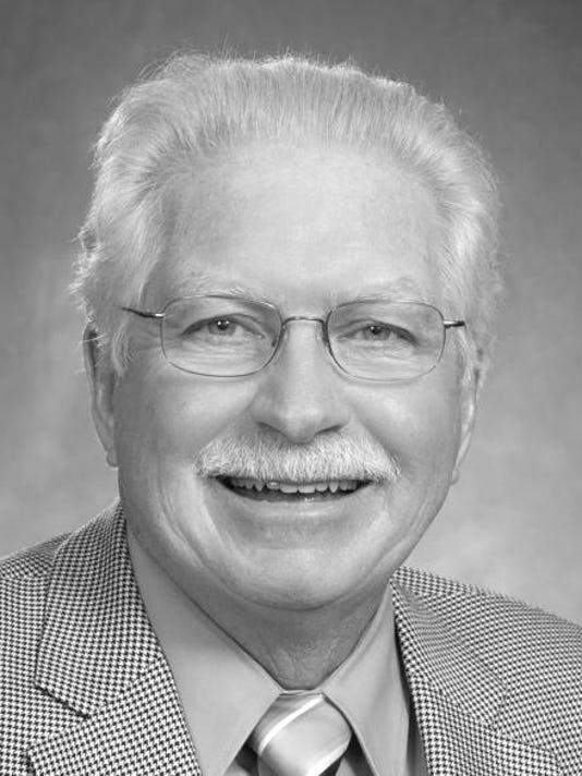 CEO Gordon Mackay - b&w