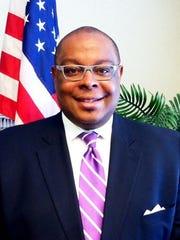 Tony Baltimore, public affairs, Lansing Board of Water