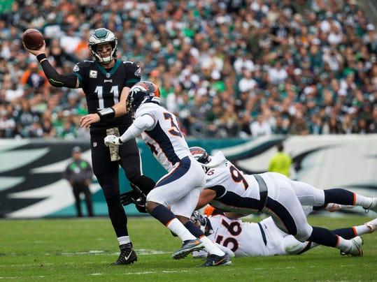 News Eagles Broncos