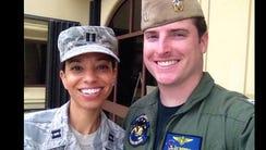Lt. Jack McCain usually keeps a pretty low profile