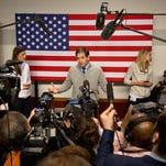 Sen. Marco Rubio campaigns in Manchester, N.H., on Feb. 4, 2016.