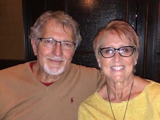 Anniversaries: Debbie Wolfinbarger & Rick Wolfinbarger