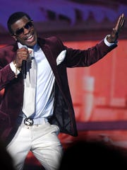 Keith Sweat headlines the Classic Music Festival at the Landers Center on Friday.