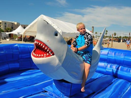Rich Salick Pro-Am Surf Festival
