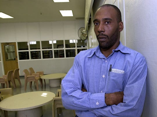 Earl Washington Jr. was released in 2001 because DNA