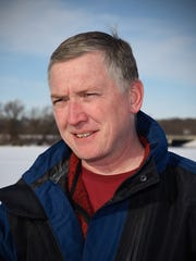 Aaron Trompeter talks about the Mississippi River draw
