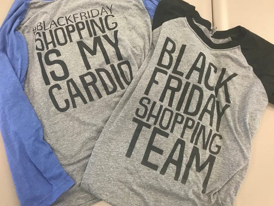 Black Friday shirts