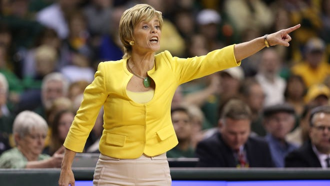 10. Baylor Bears (34-2). Points: 407. Previous ranking: 4.