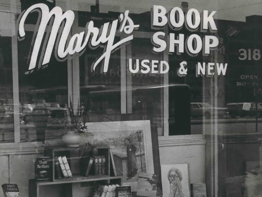 Mary's Book Shop