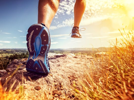 Exercise may help with stress.