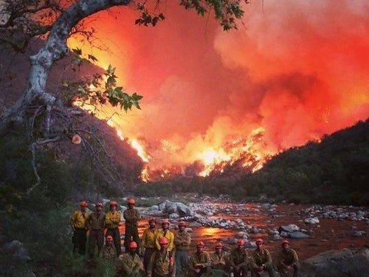 Rough Fire